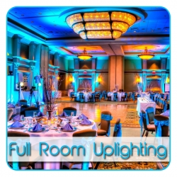 Full Room Uplighting